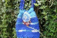 Vente au détail: Sac bohème-sac bandoulière-sac seau fait-main
