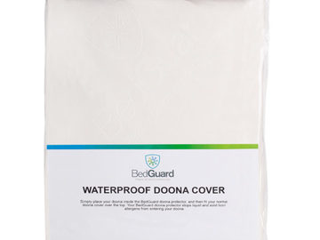 Selling: Waterproof Single size Doona Protector