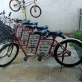 Renting out: Short tandem bicycle
