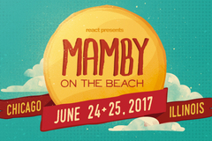 Past Event: Mamby on the Beach 2017