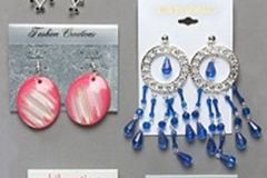 Sell: 288 FASHION EARRINGS FROM RETAIL STORES