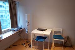 Annetaan vuokralle: Furbished studio in Tapiola near Otaniemi