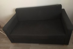Myydään: Sofa bed / pull out couch