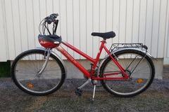 Myydään: Bicycle 26'' package