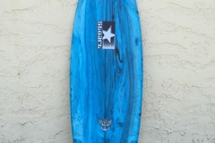 "Daily Rate: 5'9"" Stuart surfboards - Pantera Model - Gold Coast"