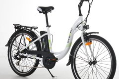 Renting out: Electric bike - 3 levels power assist, 6 gears