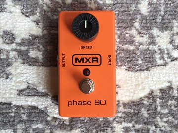 Renting out: MXR Phase 90