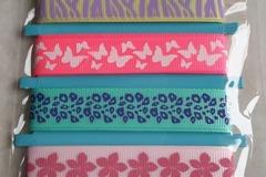 Vente au détail: ruban biais décoratif asst