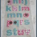 Vente au détail: stickers adhésifs textile