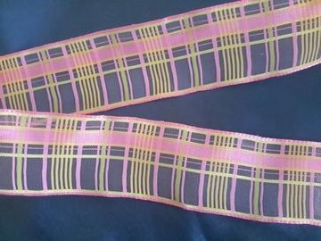 Vente au détail: ruban biais à motifs géométriques