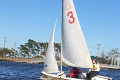 Offering: Teach you to sail your own boat! - Pawleys Island, SC