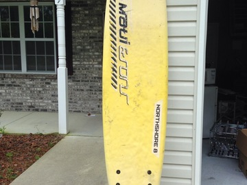 For Rent: 8' Maui & sons foam top