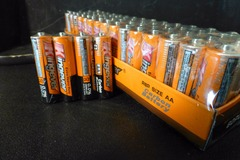 Sell: 2,400 AA Batteries