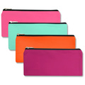Sell: (96) Pencil Pouches - Assorted Colors - Girls