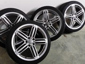 Selling: 19x? | 5x112 | Audi Peelers