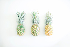 Selling: Ombre Pineapples - 12x18