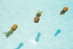 Selling: Pineapple Pool Party - 24x36