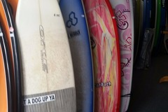Renting out: Surfboard shortboards for hire
