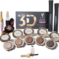 Sell: 3D Fiber Lashes, Milani Eyeshawdows, Bourjois Cosmetics, NEW