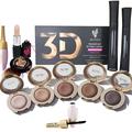 Venta: 3D Fiber Lashes, Milani Eyeshawdows, Bourjois Cosmetics, NEW