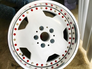 Selling: 16x8 & 16x9 | 5x114.3 | Starform Type D