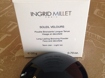 Venta: Ingrid Millet Soleil Velours Long Lasting Bronzing Powder