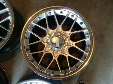 Selling: 18x8.5 & 18x9 | 5x100 | BBS RSii wheels for sale
