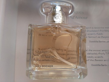 Venta: Perfume Quelques Notes D'Amour de Yves Rocher - 50ml