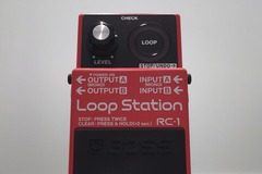 Renting out: Boss RC-1 Loop Station