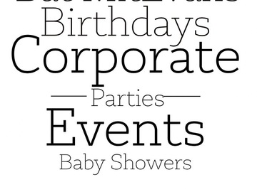 Services: Book Your Holiday Party