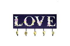 Vente au détail: Patère murale vintage LOVE