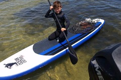 Daily Rate: SUP stand up paddle board hire