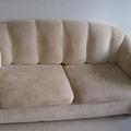 Giving away: Expendable sofa