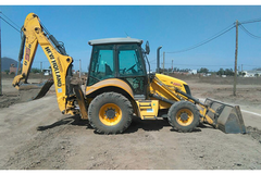 En alquiler: RETROPALA NEW HOLLAND B90 B