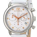 Sell: 88 Rue du Rhone Double 8 Swiss Quartz White Watch $675