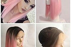 Venta: Peluca rosa - CupidLove Hair