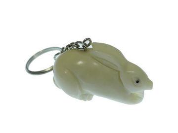 Vente au détail: Porte clés lapin tagua