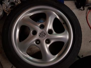 Selling: 17x7.5 & 17x8.5 | 5x130 5x112 | Porsche Twist