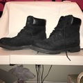 Selling Shoes: Timberland work boots