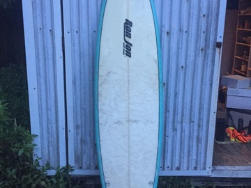 "For Rent: 6'6"" Ron Jon Short Board - perfect for :  waist - head"