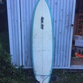 """For Rent: 6'6"""" Ron Jon Short Board - perfect for :  waist - head"""