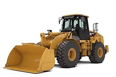 En alquiler: Pala cargadora 3m3 cat 950