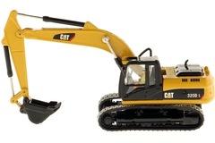 En alquiler: Excavadora cat 320