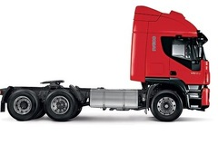 En alquiler: Camion stralis 6x4 C/batea 25 m3