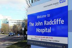 Daily Rentals: Oxford UK, Park secure near John Radcliffe Hospital