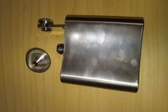 Myydään: A 170 ml. Pocket Flask