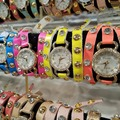 Sell: (10) New Trendy Geneva Watches - Assorted Styles and Designs