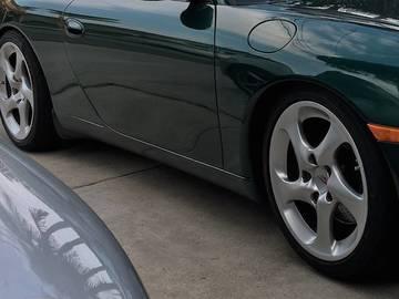 Selling: 18x8 & 18x11 | 5x130 | Porsche Turbo Twist