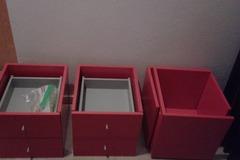 Myydään: ikea kallax shelf