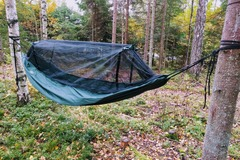 For rent (no booking calendar): DD Hammock Frontline riippumatto